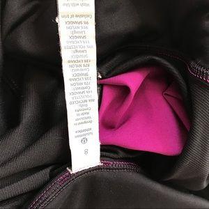 lululemon athletica Shorts - Lululemon purple shorts 8